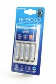 Зарядное устройство Panasonic eneloop K-KJ51MCC04E Basic Charger + 4AAA750mAh BL1