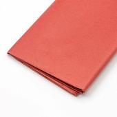 Бумага тишью 50*66см, цвет красный