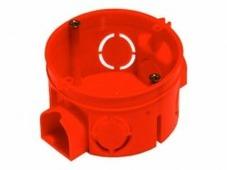 КУ1101 коробка монтажная установочная для скрытой установки в сплошные стены