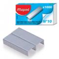 Скобы из высококачественной стали №10, 1000 штук (Maped)