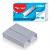 Скобы из высококачественной стали 10, 1000 штук (Maped)