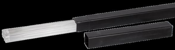 Сварог Пруток присадочный для алюминия TIG ER5356 ( Св-АМг5) д=2,4мм туба 5кг