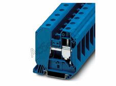 Клеммные соединения UT 35 BU Клеммник на DIN-рейку 35мм.кв. (синий) Phoenix Contact