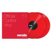 "Serato 12"" Control Vinyl Performance Series (пара) - Red"