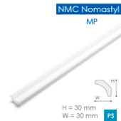 Плинтус потолочный NMC MP