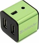 USB-хаб Defender Quadro Iron (83506)