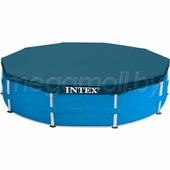 Тент для каркасных бассейнов 366 см Intex 28031