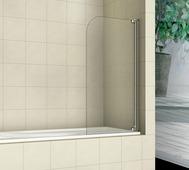 Стеклянная шторка для ванны RGW SC-01 100х150