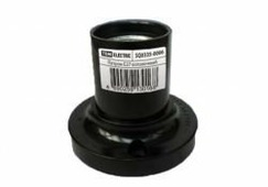 SQ0335-0006 TDM Electric Патрон карболитовый потолочный, Е27, черный, прямой,