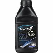 Тормозная жидкость WOLF Brake Fluid DOT 34 500 мл (5039/0,5)