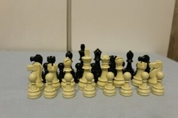 Шахматы пластиковые DGT c утяжелителем.