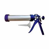 Пистолет для герметика кобальт, закрытый, 310 мл {244-025}