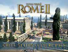 Sega Total War : Rome II - Greek States Culture Pack DLC (SEGA_2569)
