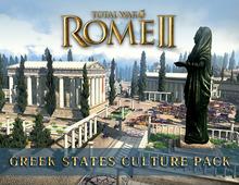Sega Total War : Rome II - Greek States Culture Pack DLC (SEGA_2569)