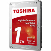 Жесткий диск 1Tb Toshiba P300 (HDWD110UZSVA) SATA-6Gb/s, 7200rpm, 64Mb