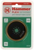Полотно пильное для МФИ Hammer Flex 220-026 MF-AC 026 диск универсальный, 63,5мм, , шт