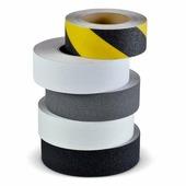 Эластичная противоскользящая лента, черная (25 мм x 18,3 м) {M3SR025183}