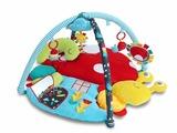Развивающий коврик Little Bird Told Me коврик детский LB3067 красный, синий, желтый