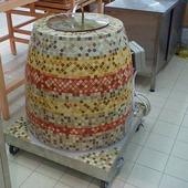 Тандыр профессиональный электрический (9 кВт)