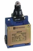 Лампы, кнопки, звонки, переключатели Schneider Electric Концевой выключатель ролик-плунжер 1но+1нз (металл. корпус) Schneider Electric, XCKM102H29