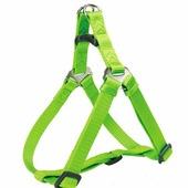 Шлея TRIXIE для собак Premium Harness XS-S 30-40см/10мм яблоко