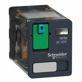 Реле 2co 24в пост тока Schneider Electric, RPM21BD
