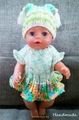 Набор одежды для куклы Baby Born - Манго Krispy Handmade
