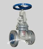 Клапан запорный (вентиль) стальной фланцевый 15с65нж Ду20