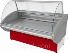 Витрина холодильная Марихолодмаш ВХС-3,0 Илеть (динамика)