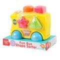 Playgo Развивающая игрушка Автобус-сортер