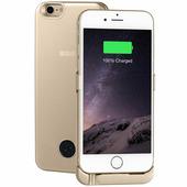 Чехол-аккумулятор для iPhone 8/7/6 3000мАч GOLD
