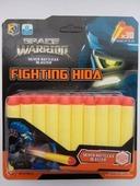 Мягкие ракеты для Робота-паука Keye Toys Space Warrior 12шт