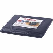 Мешки для мусора, 200 л, лайма, комплект 5 шт., в упаковке, ПВД, особо прочные, 90х130 см, 50 мкм, черные Лайма