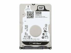 Жесткий диск 500Gb Western Digital WD5000LPLX Black (SATA-3 7200rpm 16Mb)