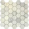 Мозаика Muare Мозаика QS-Hex003-3f-48P/10