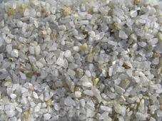 Кварцевый песок для водоподготовки 2-5 мм (за мешок 25 кг)