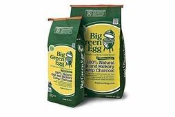 Уголь Big Green Egg древесный, органический крупнокусковой, 4,5 кг