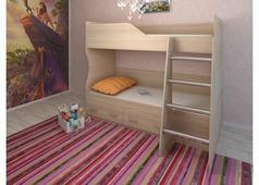 Кровать двухъярусная Карлсон (белфорт)