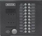 Блок вызова видеодомофона МК20.2-MFEVN