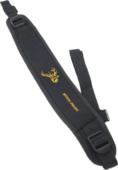 Ремень ружейный противоскользящий (Цвет: Черный)