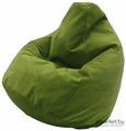 Кресло-мешок Flagman Груша Мега Г3.5-38 салатовый