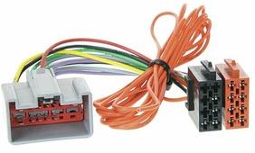 Переходник для подключения магнитолы Incar ISO FO-04 - ISO переходник Ford Fiesta 2008+ / ZX4