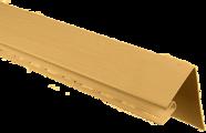 Околооконная планка для сайдинга Альта-Профиль Золотистый