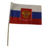Флаг России сувенирный 20*28 см (10 шт.)