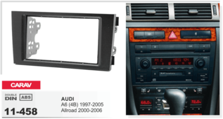 CARAV 11-458 - Audi A6 (4B) 2001-2004
