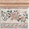 Плитка из керамогранита Del Conca Керамический бордюр Ambre Di Soanne Rosai F(mix) Rosa