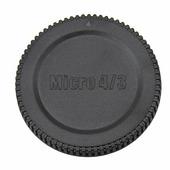 Комплект крышка задняя для объектива и байонета камер Micro 4/3
