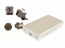 AVEL Система кругового обзора на 360 градусов с функцией видеорегистратора AVIS AVS360DVR
