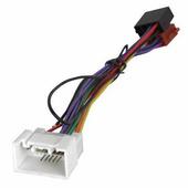 Переходник для подключения магнитолы Intro ISO MS-07 - ISO переходник Mitsubishi / Citroen C-Crosser