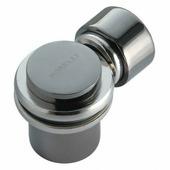 Ограничитель для двери магнитный Morelli MDS-4 BN черный никель